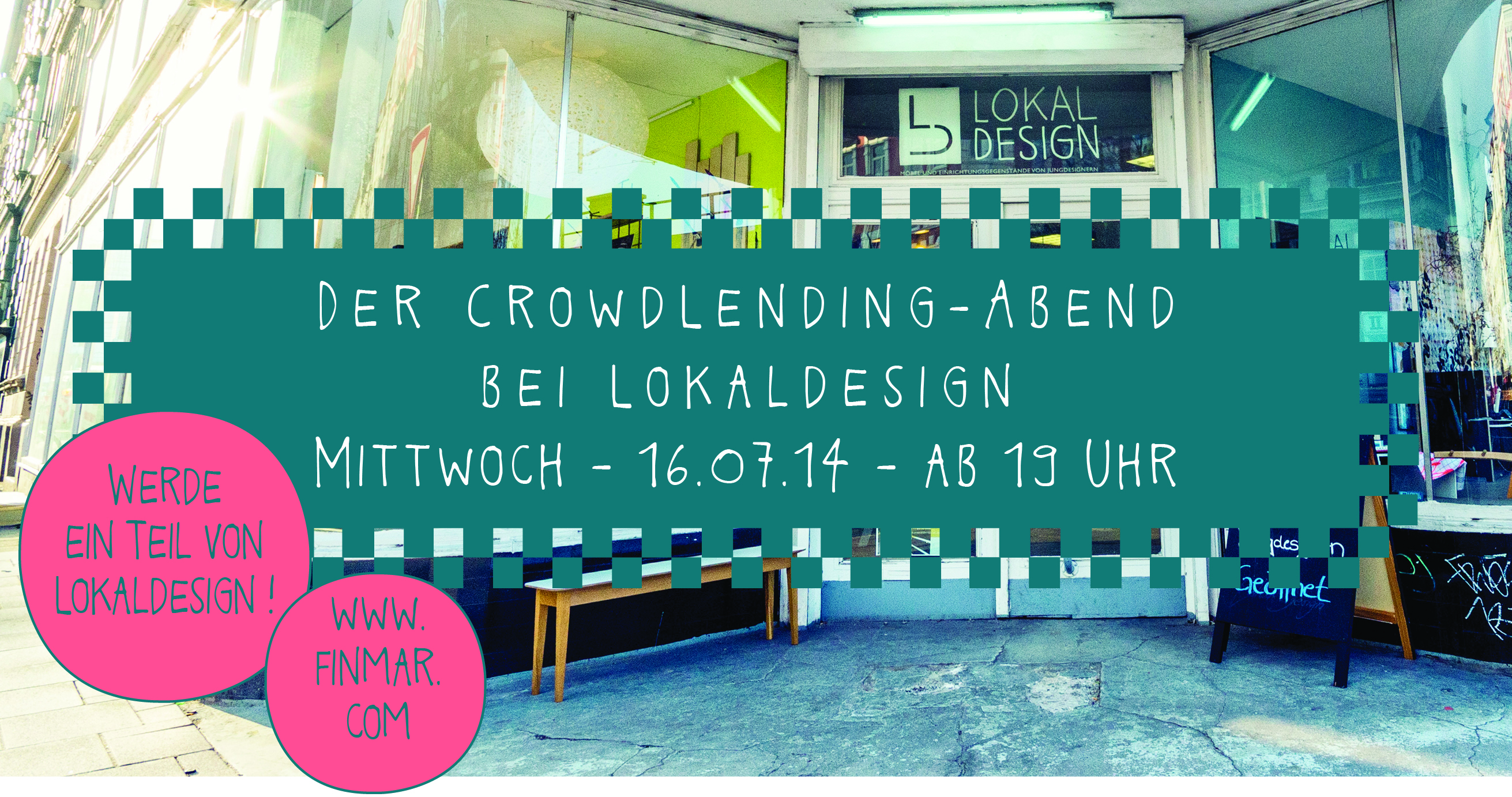 Crowdlending: Info-Abend bei LokalDesign – Post #45